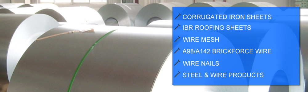 IBR roofing sheets